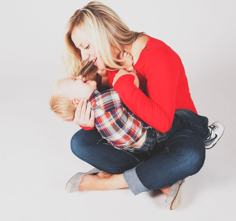 Mother Child Photography